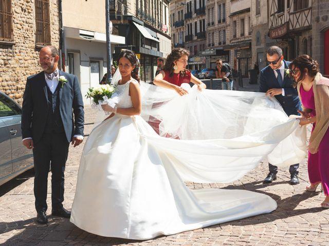 Le mariage de Thomas et Ester à Saint-Étienne, Loire 123
