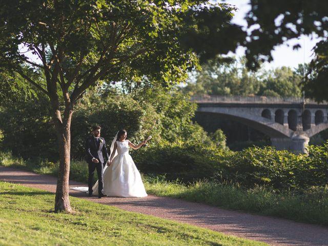 Le mariage de Thomas et Ester à Saint-Étienne, Loire 214