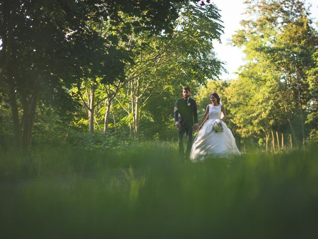 Le mariage de Thomas et Ester à Saint-Étienne, Loire 273
