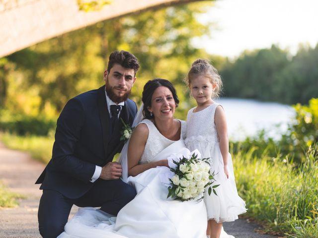 Le mariage de Thomas et Ester à Saint-Étienne, Loire 281