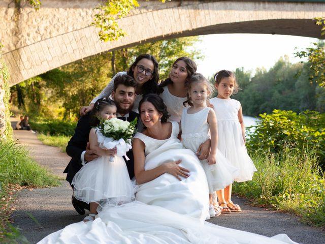 Le mariage de Thomas et Ester à Saint-Étienne, Loire 284