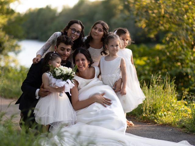 Le mariage de Thomas et Ester à Saint-Étienne, Loire 285