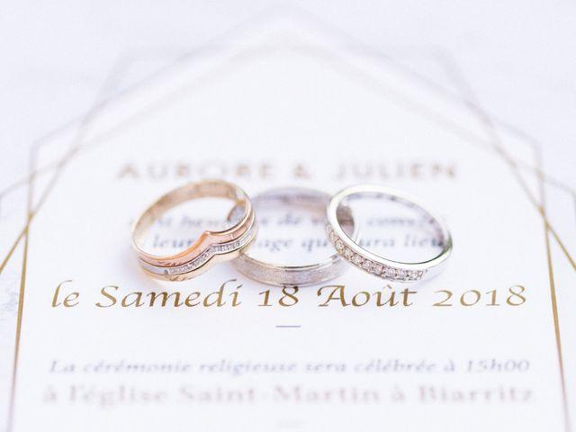 Le mariage de Julien et Aurore à Arcangues, Pyrénées-Atlantiques 4