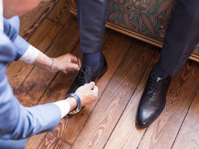 Le mariage de Julien et Aurore à Arcangues, Pyrénées-Atlantiques 12