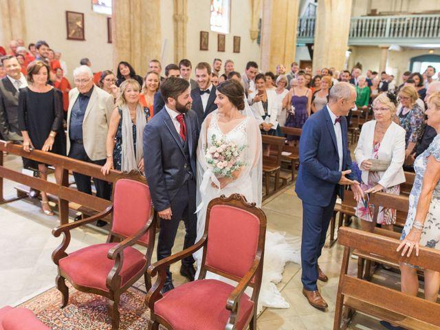 Le mariage de Julien et Aurore à Arcangues, Pyrénées-Atlantiques 65