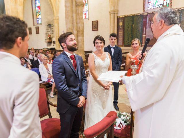 Le mariage de Julien et Aurore à Arcangues, Pyrénées-Atlantiques 86