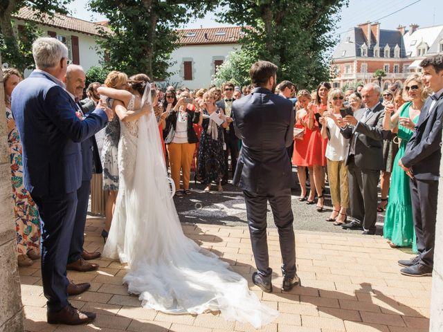 Le mariage de Julien et Aurore à Arcangues, Pyrénées-Atlantiques 124