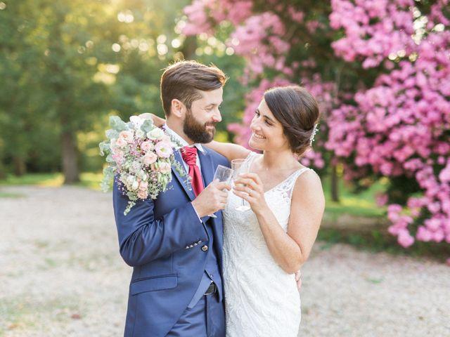 Le mariage de Julien et Aurore à Arcangues, Pyrénées-Atlantiques 166