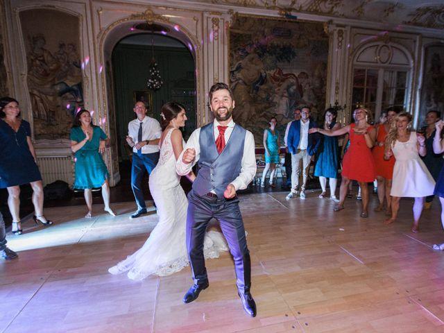 Le mariage de Julien et Aurore à Arcangues, Pyrénées-Atlantiques 222