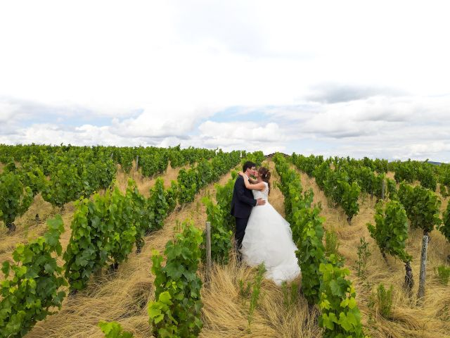 Le mariage de Frédéric et Ludivine à Saint-Clément-sur-Valsonne, Rhône 1