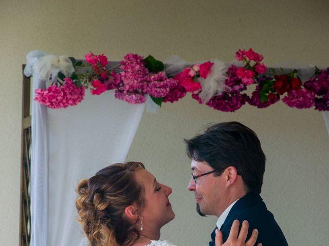 Le mariage de Frédéric et Ludivine à Saint-Clément-sur-Valsonne, Rhône 5