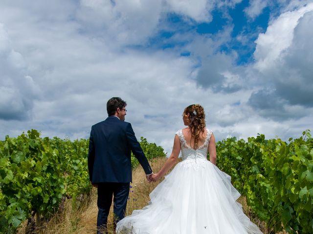 Le mariage de Frédéric et Ludivine à Saint-Clément-sur-Valsonne, Rhône 14