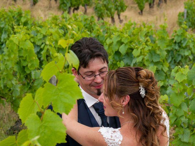 Le mariage de Frédéric et Ludivine à Saint-Clément-sur-Valsonne, Rhône 2