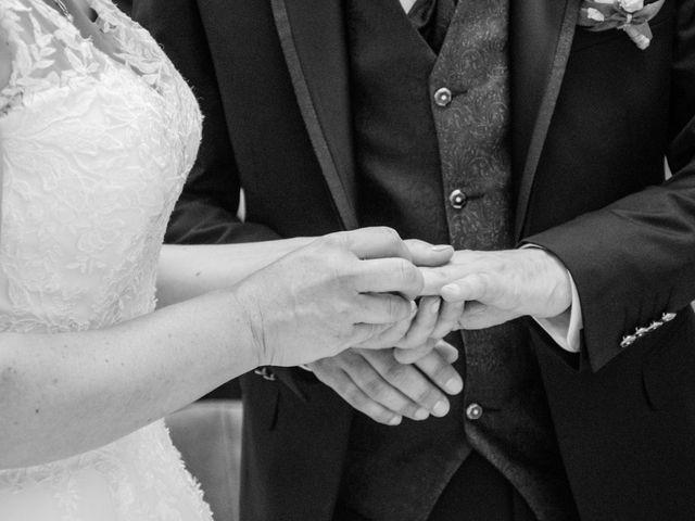 Le mariage de Frédéric et Ludivine à Saint-Clément-sur-Valsonne, Rhône 17