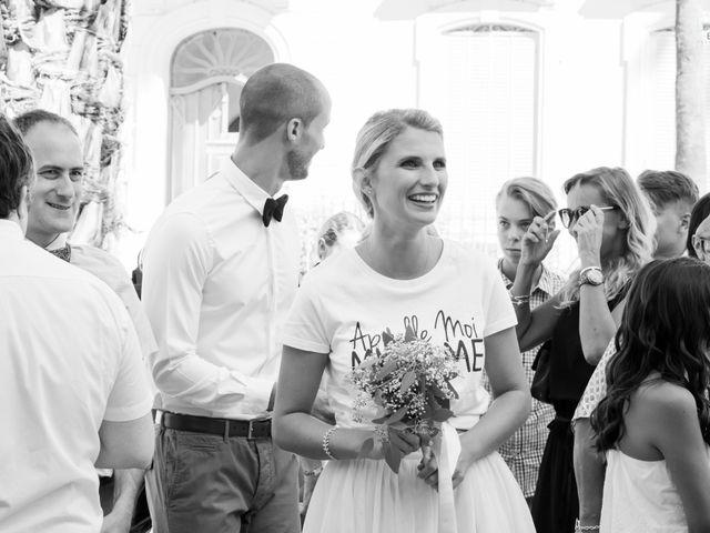 Le mariage de Florent et Chloé à Hyères, Var 1