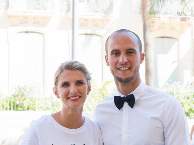 Le mariage de Florent et Chloé à Hyères, Var 6