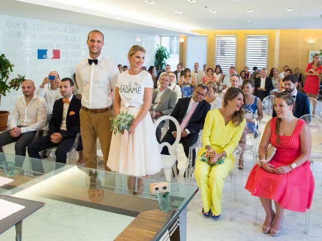 Le mariage de Florent et Chloé à Hyères, Var 8