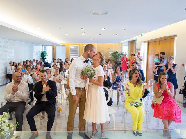Le mariage de Florent et Chloé à Hyères, Var 9