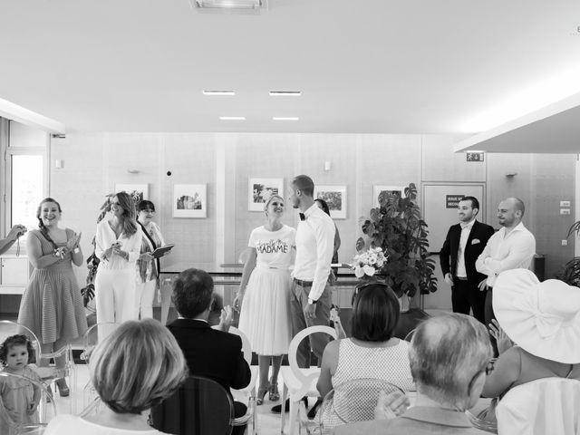 Le mariage de Florent et Chloé à Hyères, Var 10