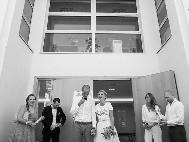 Le mariage de Florent et Chloé à Hyères, Var 13
