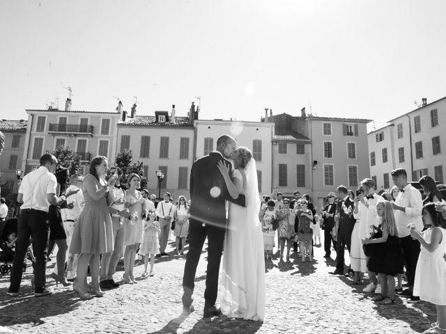 Le mariage de Florent et Chloé à Hyères, Var 73