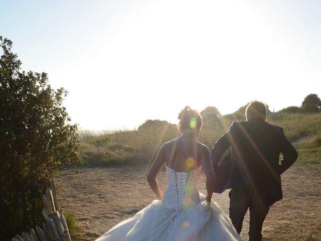 Le mariage de Alban et Aline à Saint-Georges-de-Didonne, Charente Maritime 5