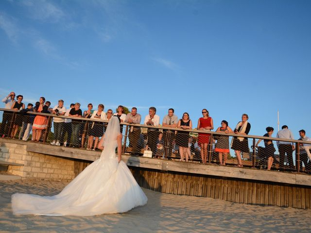 Le mariage de Alban et Aline à Saint-Georges-de-Didonne, Charente Maritime 10
