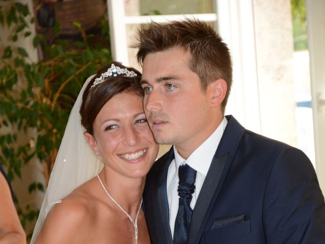 Le mariage de Alban et Aline à Saint-Georges-de-Didonne, Charente Maritime 18