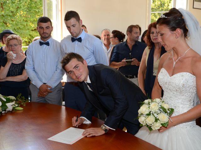 Le mariage de Alban et Aline à Saint-Georges-de-Didonne, Charente Maritime 19