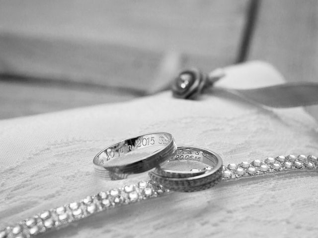 Le mariage de Stéphane et Karine à Gibel, Haute-Garonne 2