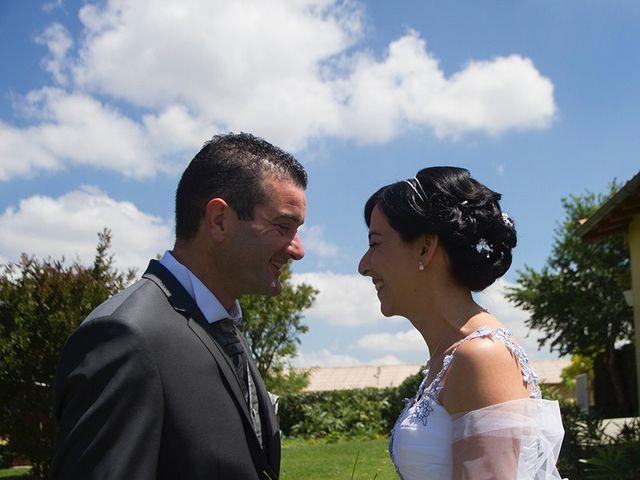 Le mariage de Stéphane et Karine à Gibel, Haute-Garonne 12