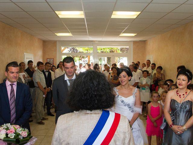 Le mariage de Stéphane et Karine à Gibel, Haute-Garonne 14