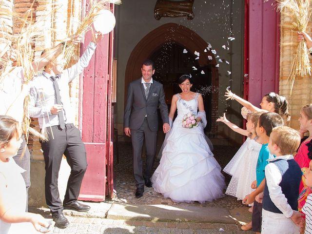Le mariage de Stéphane et Karine à Gibel, Haute-Garonne 16
