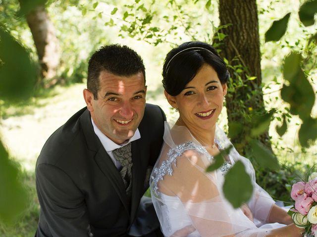Le mariage de Stéphane et Karine à Gibel, Haute-Garonne 20