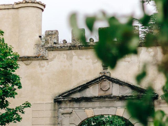 Le mariage de Julien et Caroline à Saint-Clair, Ardèche 3
