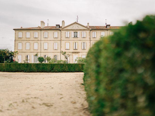 Le mariage de Julien et Caroline à Saint-Clair, Ardèche 1