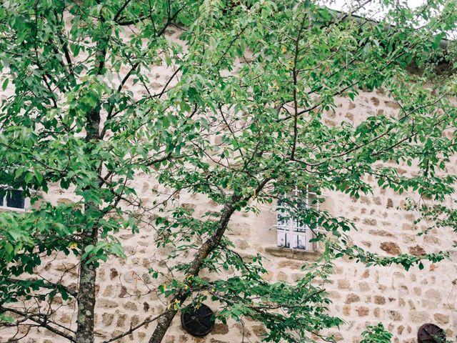 Le mariage de Julien et Caroline à Saint-Clair, Ardèche 13