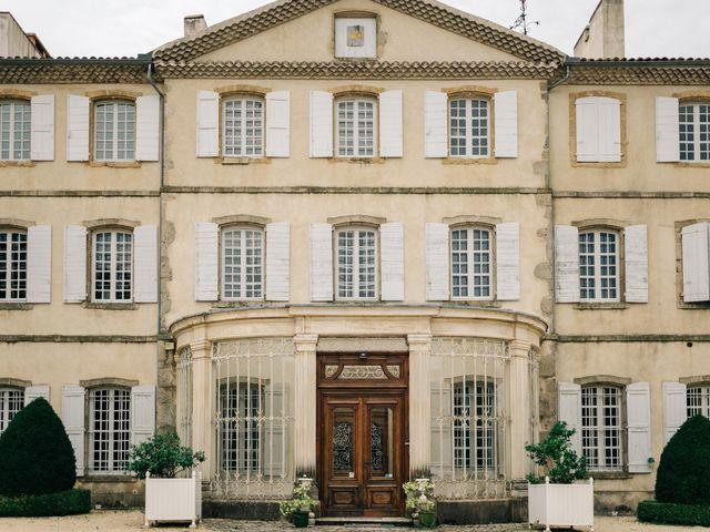 Le mariage de Julien et Caroline à Saint-Clair, Ardèche 14