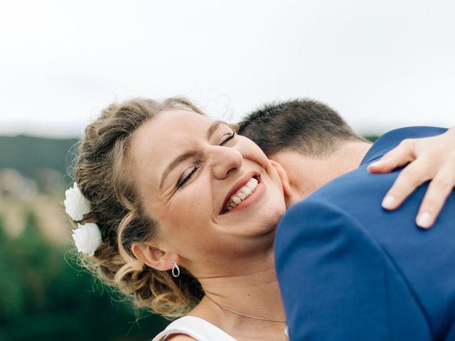 Le mariage de Julien et Caroline à Saint-Clair, Ardèche 24