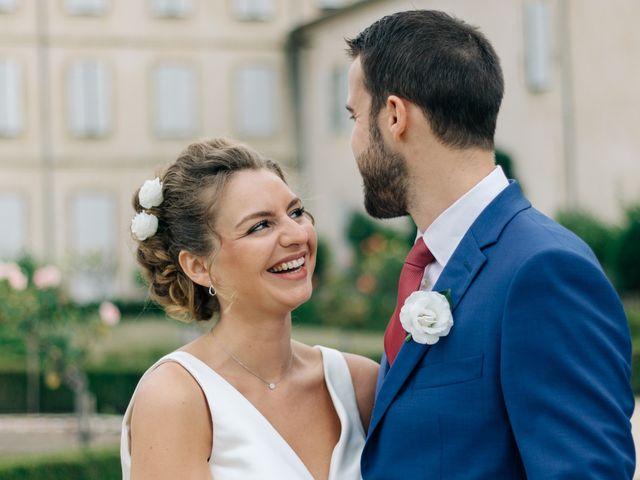 Le mariage de Julien et Caroline à Saint-Clair, Ardèche 31