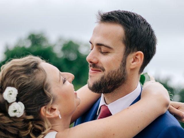 Le mariage de Julien et Caroline à Saint-Clair, Ardèche 36