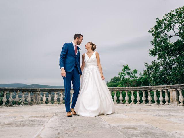 Le mariage de Julien et Caroline à Saint-Clair, Ardèche 40