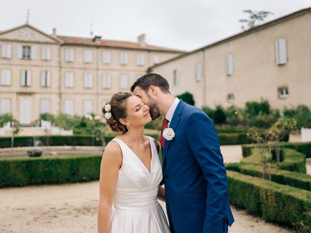 Le mariage de Julien et Caroline à Saint-Clair, Ardèche 42