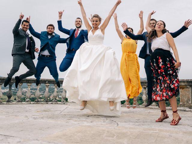 Le mariage de Julien et Caroline à Saint-Clair, Ardèche 44