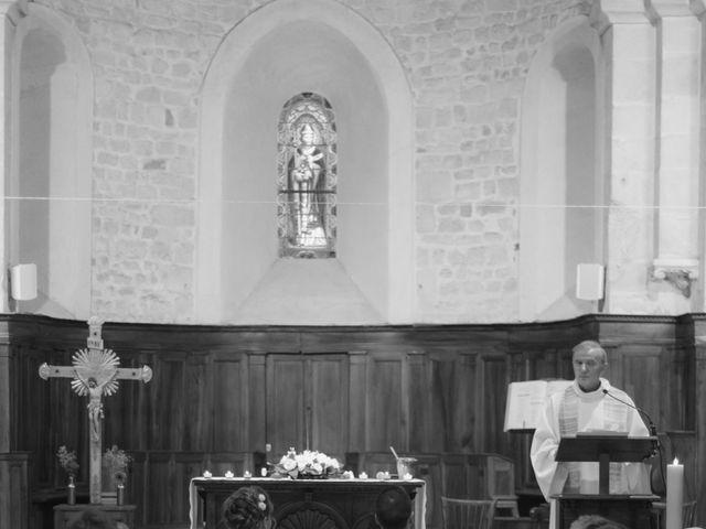 Le mariage de Julien et Caroline à Saint-Clair, Ardèche 54