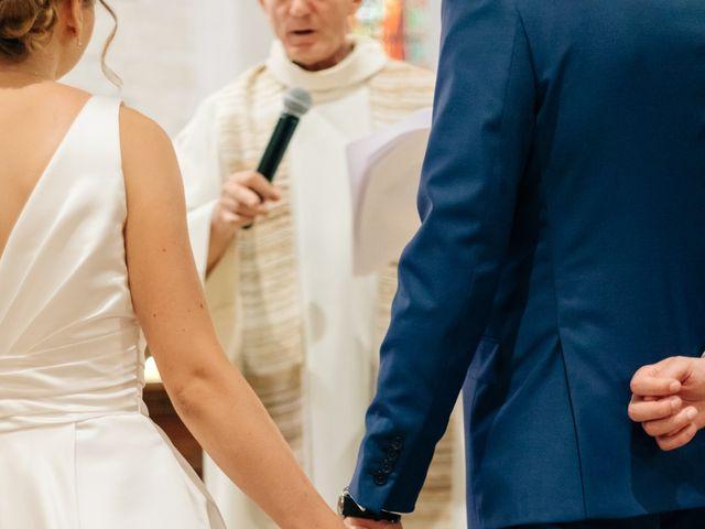 Le mariage de Julien et Caroline à Saint-Clair, Ardèche 55