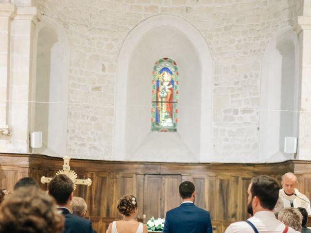 Le mariage de Julien et Caroline à Saint-Clair, Ardèche 57