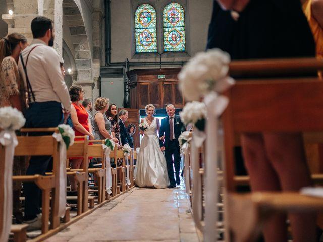 Le mariage de Julien et Caroline à Saint-Clair, Ardèche 50
