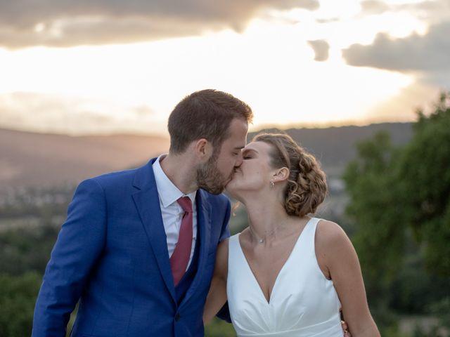 Le mariage de Julien et Caroline à Saint-Clair, Ardèche 61