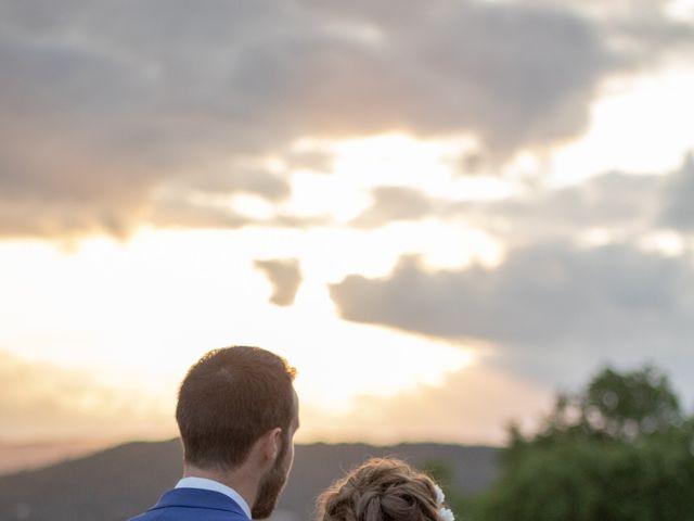 Le mariage de Julien et Caroline à Saint-Clair, Ardèche 62